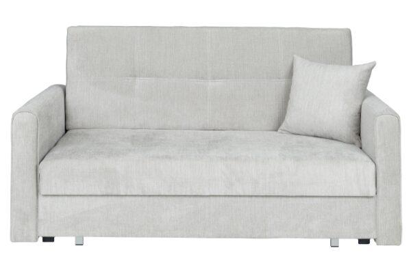 Rey Sofa Bed Silver
